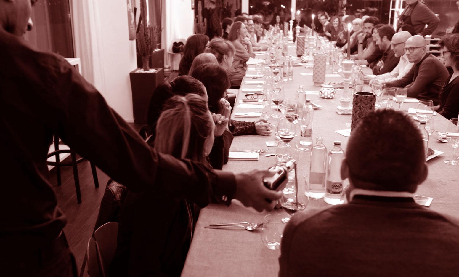 social-dinner-virato